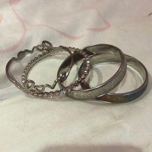 Justice Bracelet Set